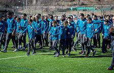 Acord de col·laboració entre FC Andorra i Gimnàstic de Manresa