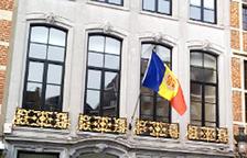 Òscar Ribas i Jaume Bartumeu critiquen la venda de l'ambaixada a Brussel·les