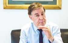Enric Casadevall, President del CSJ