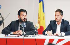 """El PS vol una comissió per """"reconstruir el país"""""""