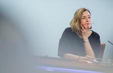 La directora de Medi Ambient i Sostenibilitat, Sílvia Ferrer.