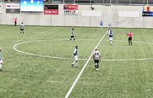 L'Inter Club d'Escaldes va derrotar la UE Engordany.