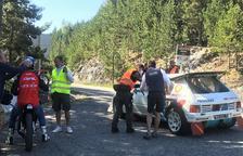Un dels moments de la gravació de 'Top Gear France' durant el cap de setmana.
