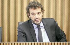El jutge De la Mata acusa Robert de ser el testaferro de Jordi Pujol fill