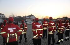 Un resident porta la Covid-19 a un parc de bombers de Portugal