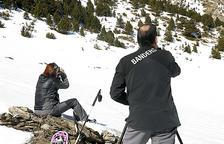 Els caçadors s'oposen que els banders portin pistola