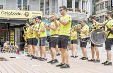 Música a la Festa Major d'Escaldes