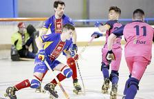 Duel de l'Andorra HC d'aquesta temporada.