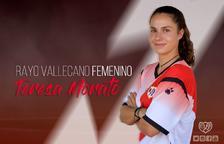 Tere Morató fitxa pel Rayo Vallecano