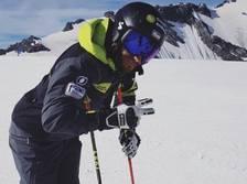Joan Verdú torna a esquiar sis mesos després
