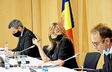 La cònsol major d'Andorra la Vella,Conxita Marsol.