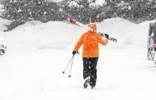 Camp confia amb el turisme de proximitat per salvar la temporada d'esquí