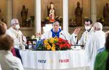 El nunci apostòlic destaca el