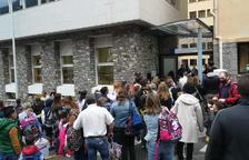 Educació dubta del percentatge d'alumnes no cribrats de l'escola francesa d'Escaldes