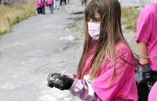 Jornada de neteja a la natura amb 837 alumnes participants