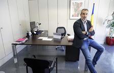 El secretari d'Estat d'Infraestructures i Telecomunicacions, César Marquina.