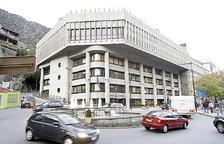 Edifici administratiu del Govern.