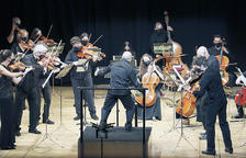 La JONCA i l'ONCA es retroben a l'Auditori Nacional pel tradicional concert de Meritxell