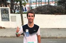 Sintu Vives va acabar en 11a posició el Trail Cap de Creus.