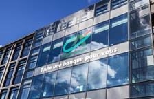 Crédit Agricole és una de les entitats escollides per vendre els bons sobirans andorrans.
