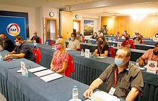 A l'assemblea de la FAF es va votar el 25 d'octubre com a data.