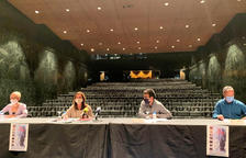 Els andorrans guanyen pes a la Temporada de Teatre