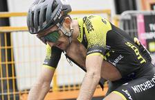 El resident Simon Yates es retira del Giro d'Itàlia en donar positiu en Covid-19