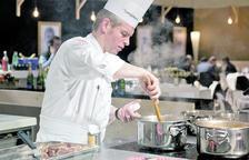 """""""El millor de ser cuiner és veure la gent feliç menjant"""""""