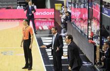 Ibon Navarro i David Eudal es recuperen de la Covid