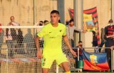 El vestidor de l'FC Andorra valora positivament el punt de Llagostera
