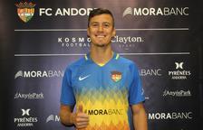 L'FC Andorra tanca la plantilla amb Martín Mantovani