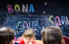Aïllats 29 nens d'El Llamp i la ludoteca de Santa Coloma per tres positius