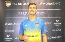 L'FC Andorra tanca la plantilla amb l'arribada de Martín Mantovani
