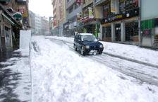 El concurs de la treta de neu del Pas s'haurà de revisar