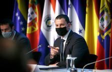 Gallardo assegura que es treballarà per evitar el tancament de les fronteres
