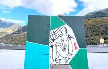 Assandca subhasta el mural d'Elizabeth Blackwell