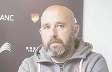 L'FC Andorra afronta el partit contra el Cornellà amb quatre baixes per lesió