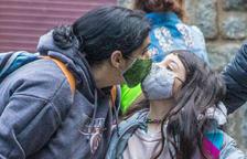 El Govern obliga que els alumnes a partir de vuit anys portin mascareta