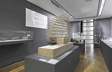El projecte de l'edifici The Cloud es mostra al Pompidou de París