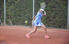 Vicky Jiménez disputa la final de l'ITF de Villena amb el repte de recuperar el número 1
