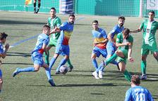 L'FC Andorra empata contra la UE Cornellà (2-2)