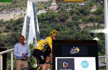 Sorpresa perquè l'arribada del Tour no sigui en alt