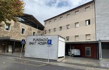 Fàbrega demana als representants del Bisbat que tornin al patronat de l'hospital de la Seu