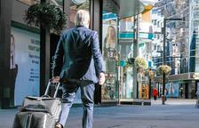 Comerç i hotels reclamen al Govern facilitats per tornar a acollir-se als ERTO