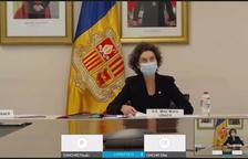 Andorra espera confirmació dels convidats a la Cimera presencial