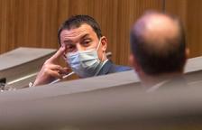 Gallardo sosté que Toti Garcia no és l'únic assessor de Govern que té targetes de visita