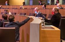 El PS anuncia una moció sobre l'ajornament del Codi de procediment civil