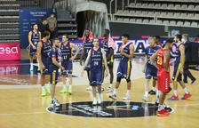 El duel d'Eurocup de dimarts contra l'Antwerp, ajornat