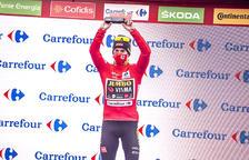 Primoz Roglic reconquereix La Vuelta amb patiment