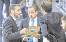 Navarro i Eudal superen la Covid i tornen a la feina
